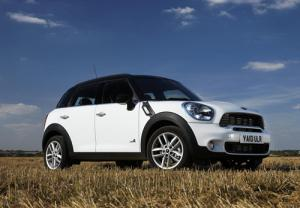 New Mini Countryman makes its UK debut