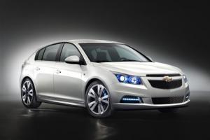 Chevrolet Cruze hatchback to debut at Paris