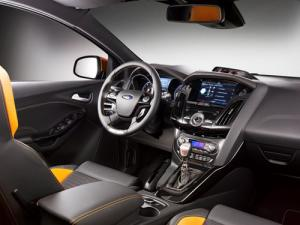 2012 Ford Focus ST with 250 PS to be unveiled at Paris