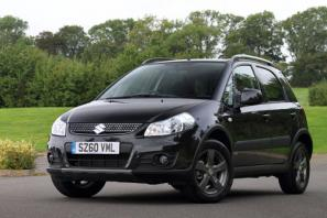 Special Edition Suzuki SX4 SZ-L now available