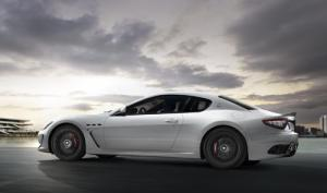 Maserati GranTurismo MC Stradale to debut at Paris