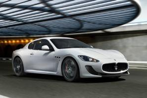 Maserati GranTurismo MC Stradale to debut at Paris