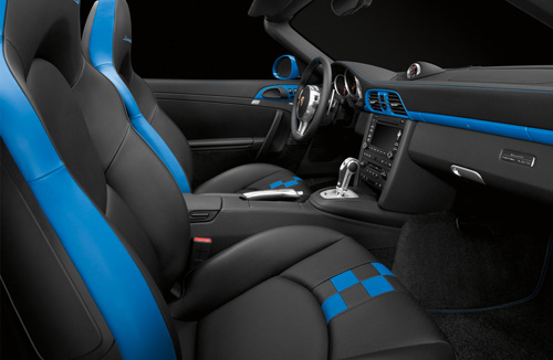 The new Porsche 911 Speedster