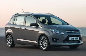 New Ford C-Max on sale next month from £16,745