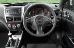 New 2011 Subaru Impreza WRX STI available now from £32,995