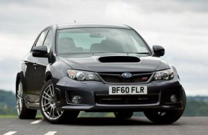 New 2011 Subaru Impreza WRX STI available now from £32,995