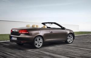 Revised VW Eos unveiled