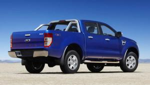 New Ford Ranger on its way to Europe by 2012