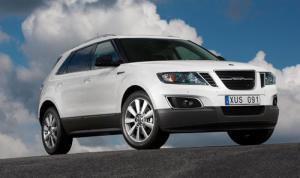 The new Saab 9-4X World Premiere