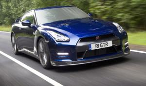 2011 Nissan GT-R features styling changes and more power