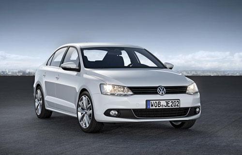 New VW Jetta makes its European debut