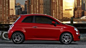 Fiat 500 to be launched in the US