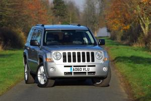 Jeep Patriot gets new Mercedes-Benz 163bhp 2.2 CRD diesel engine