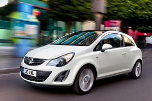 New look for 2011 Vauxhall Corsa