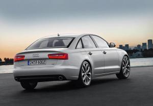 New Audi A6 unveiled