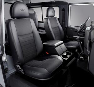 The 2011 Land Rover Defender X-Tech Limited Edition