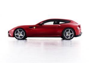 The Ferrari Four – FF