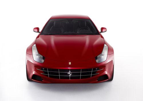 The Ferrari Four - FF