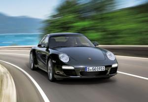 The Porsche 911 Black Edition