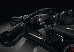 The Porsche Boxster S Black Edition