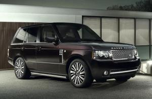 The new Range Rover Autobiography Ultimate Edition