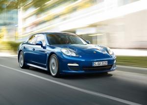 The Porsche Panamera S Hybrid