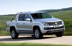 VW Amarok upgraded with 180 PS engine