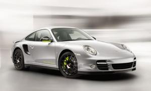 Porsche 911 Turbo S 'Edition 918 Spyder'