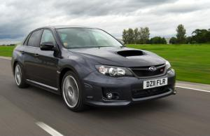 Subaru Impreza STI receives engine upgrade to 320PS and sat nav for no extra charge