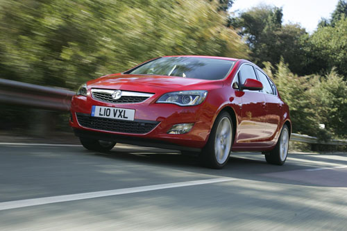 Vauxhall Astra 2.0 CDTi gains Start/Stop
