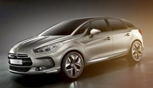 New Citroen DS5 unveiled in Shanghai