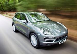 Porsche Cayenne Diesel now with more powerful engine