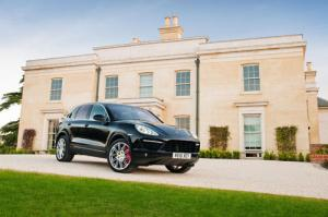 Porsche Cayenne Turbo now available with optional 540HP Powerkit