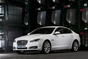 2012 Jaguar XF and XFR receive styling update, and a new entry-level 2.2-litre diesel engine