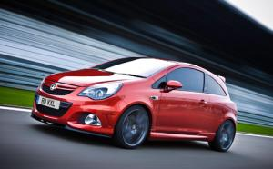 Vauxhall Corsa VXR Nurburgring Edition with 205PS