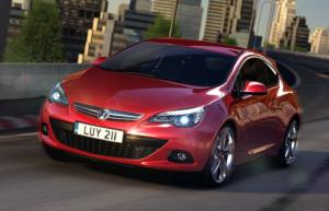 Vauxhall Astra GTC to be officially unveiled in June