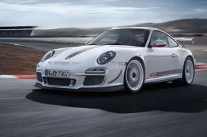Porsche launches limited edition 500 hp Porsche 911 GT3 RS 4.0