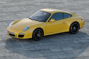 The new Porsche 911 Carrera 4 GTS