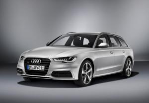 The new 2012 Audi A6 Avant