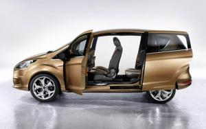 Ford's smallest engine yet to debut in the all-new Ford B-MAX
