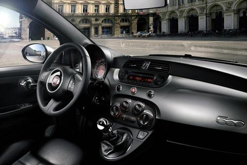 New Fiat 500 TwinAir models