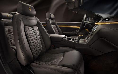 Maserati GranCabrio Fendi to debut at Frankfurt