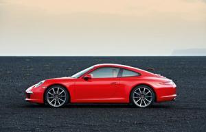 The new 2012 Porsche 911 Carrera