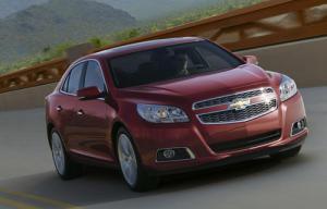 Chevrolet Malibu to debut at Frankfurt ahead of European sales