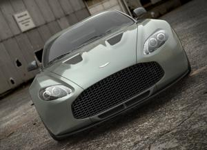 New Aston Martin V12 Zagato to debut at Frankfurt