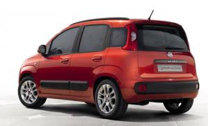 New Fiat Panda to debut at Frankfurt