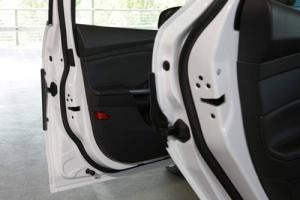 Ford's new door edge protector to debut on 2012 Ford Focus
