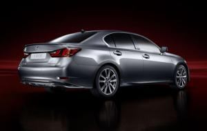 New Lexus GS F-Sport to be unveiled at SEMA show