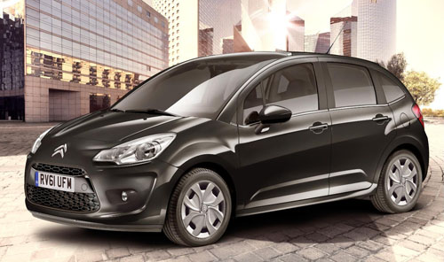 The new Citroen C3 e-HDi 70 Airdream EGS VTR+ emits just 87g/km