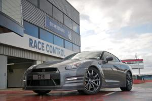 The 2012 model year Nissan GT-R